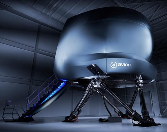 Avion A New Perspective